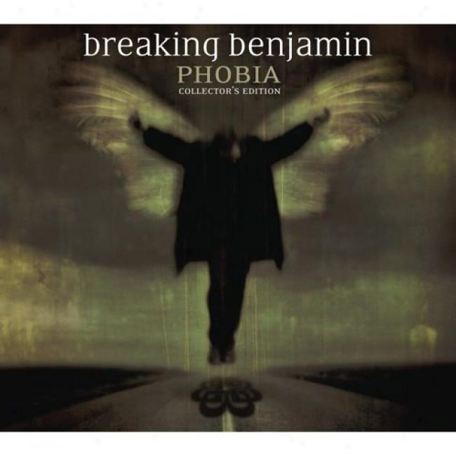Phobia (edited) (with Exclusive Mobile Satisfy) (limited Edition) (ihcludes Dvd) (cd Slipcase)