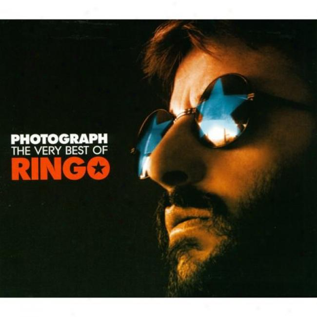 Photograph: The Very Best Of Ringo (collector's Edition) (includes Dvd) (cd Slipcase)