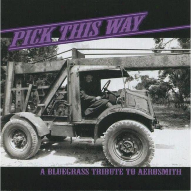 Pick This Way: A Bluegrass Tribute To Aerosmoth