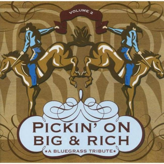 Pickin' On Big & Rich: A Bluegrass Tribute, Vol.2