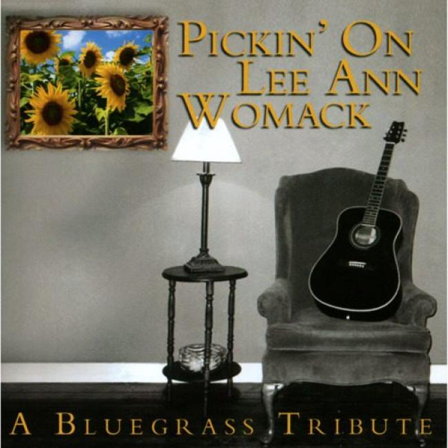Pickin' On Lee Ann Womck: A Bluegrass Trubute