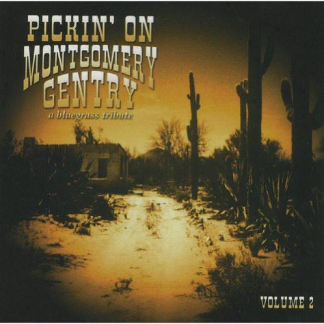 Pickin' On Montgomery Gentry: A Bluegrass Tribute, Vol.2