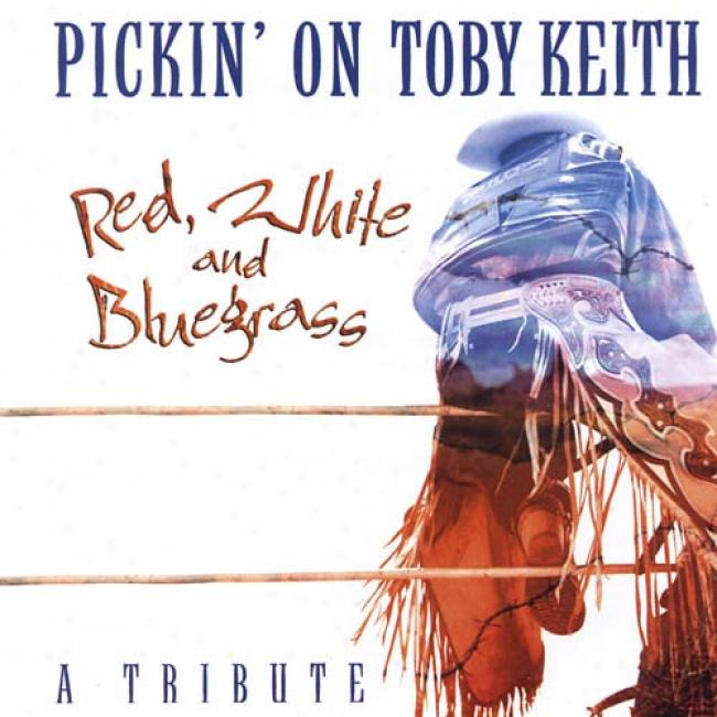 Pickin' On Toby Keith: Red, White And Bluegrass - A Tribute