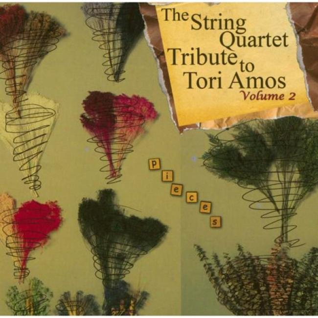 Pieces: The String Quartet Tribute To Tori Amos, Vol.2