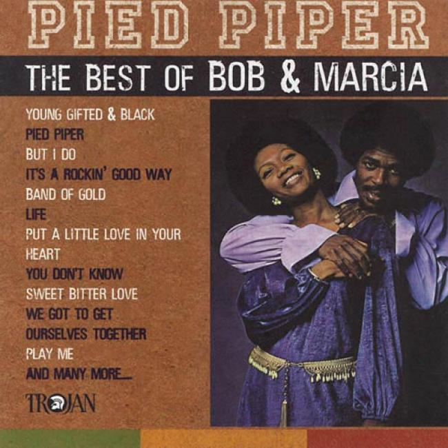 Pied Piper: The Besf Of Bob & Marcia (remaster)