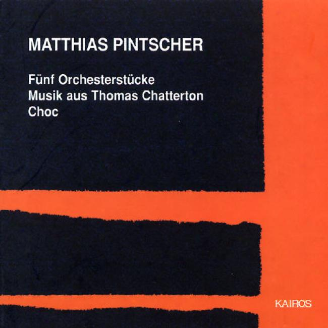 Pinstcher: Musik Aus Thomas Chatterton (digi-pack)
