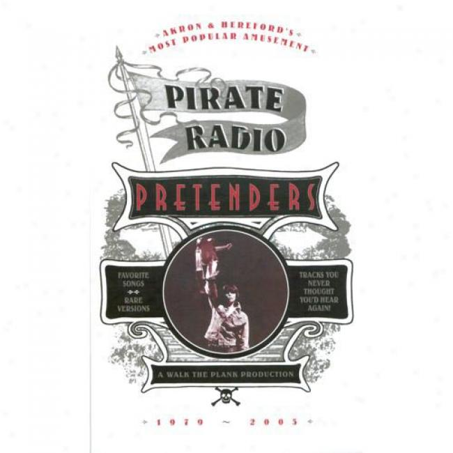 Pirate Radio: 1979-2005 (4 Disc Bkx Set) (includes Dvd) (remaster)