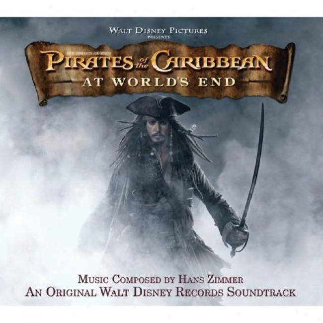 Pirates Of The Caribbean: At World's End Sxore (digi-pak)