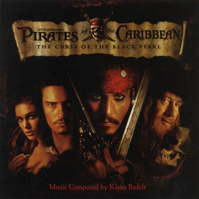 Pirates Of The Caribbean: The Curse Of The Black Pearl Score