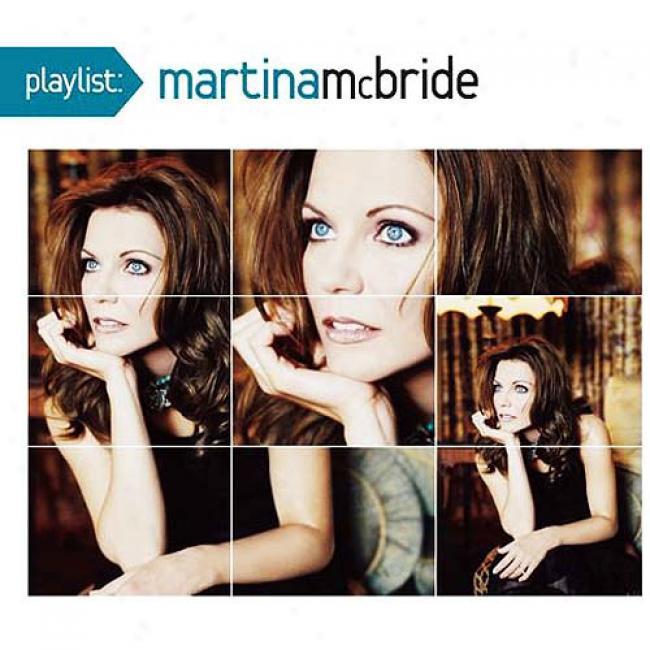 Playlist: Martia Mcbride (eco-friendly Packaging) (remaster)