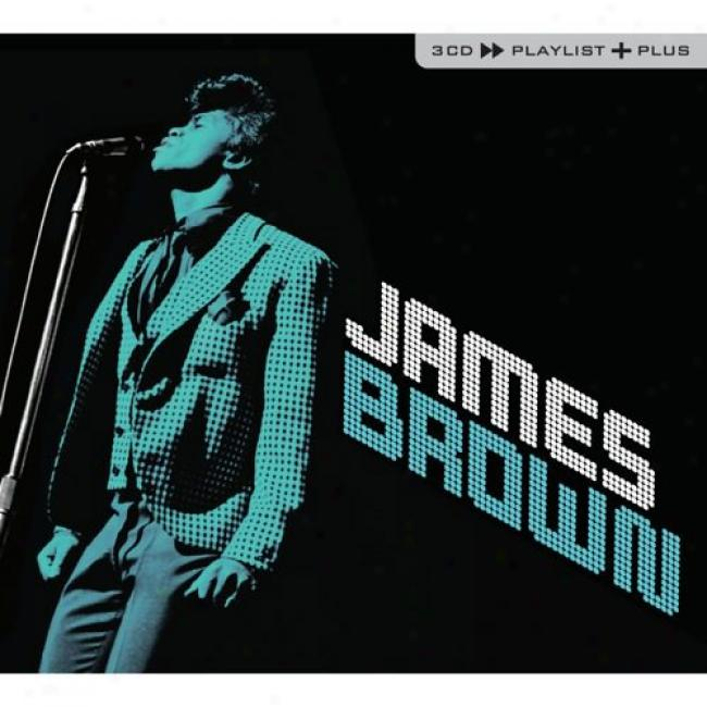 Playlist Plus: James Brown (3cd) (cd Slipcase)