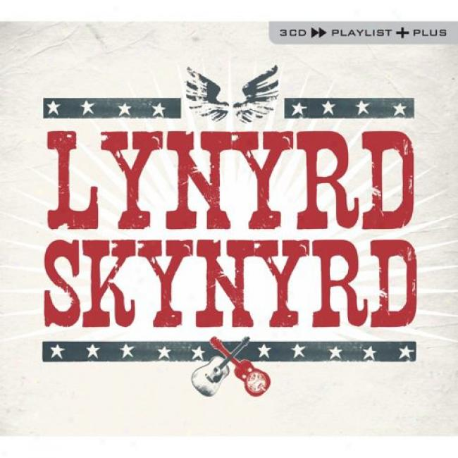Playlist Plus: Lynyrd Skynyrd (3cd) (cd Slipcaae)