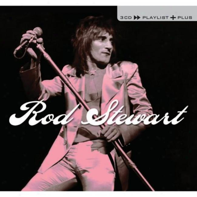 Playlist Plus: Rod Stewart (3cd) (cd Slipcase)