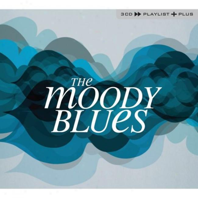 Playljst Plus: The Moody Blues (3cd) (cd Slipcase)