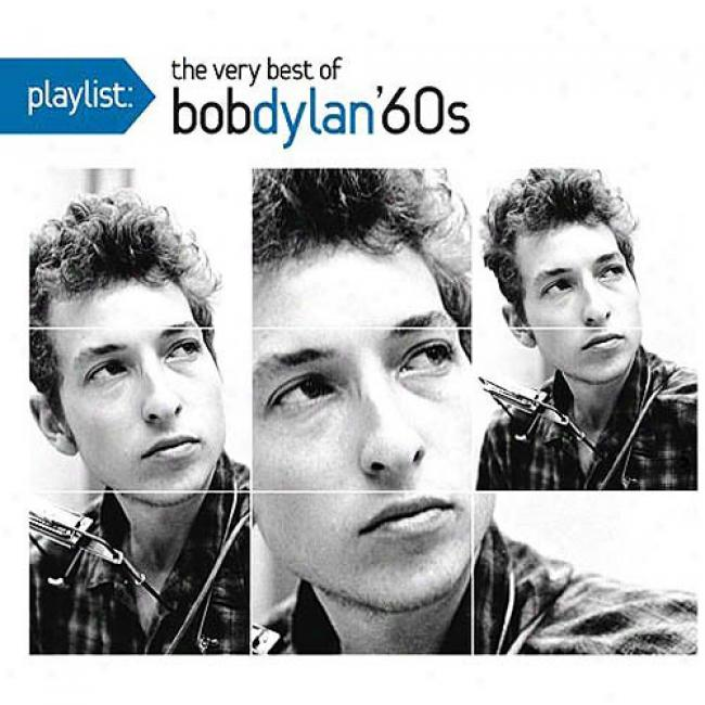 Playlost: The Very Best Of Bob Dylan '60s (eco-friendly Packaging) (remaster)