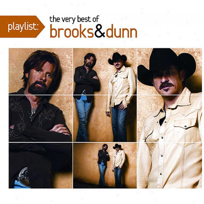 Playlist: The Very Best Of Brooks & Dunn (eco-friendly Packaging) (remaster)