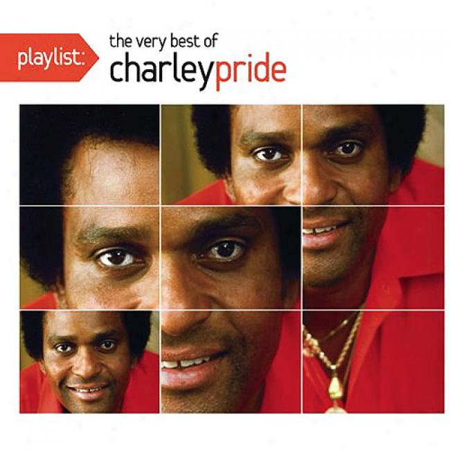 Playlist: hTe Very Best Of Charley Pride (eco-friendly Package) (remaster)