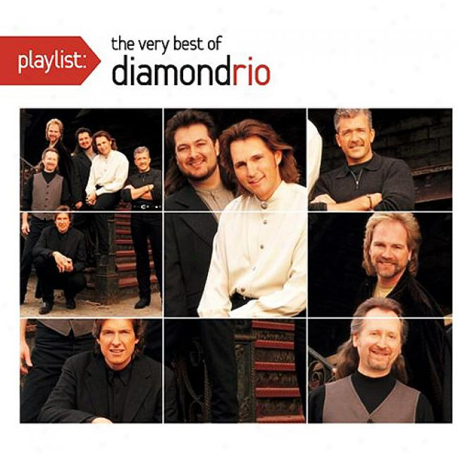 Playlist: The Very Best Of Diamond Rio (eco-friendly Package) (remaster)