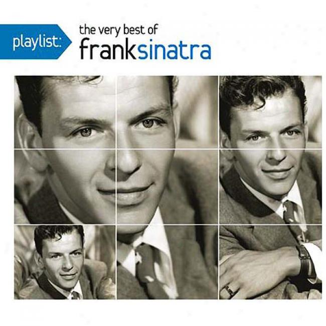 Playlist: The Very Best Of Frank Sinatra (eco-friendly Package) (remaster)
