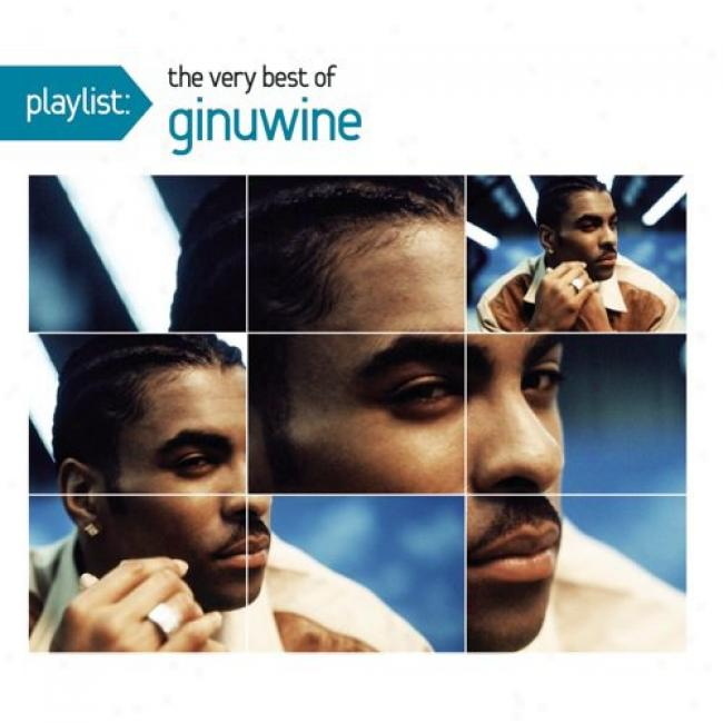 Playlist: The Very Best Of Ginuwine (eco-friendly Package) (remaster)