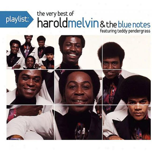 Playlist: The Very Best Of Harold Melvin & The Blue Notes (eco-friendly Package) (remaster)