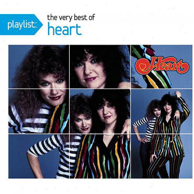 Playlist: The Very Best Of Heart (eco-friendly Package) (remaster)