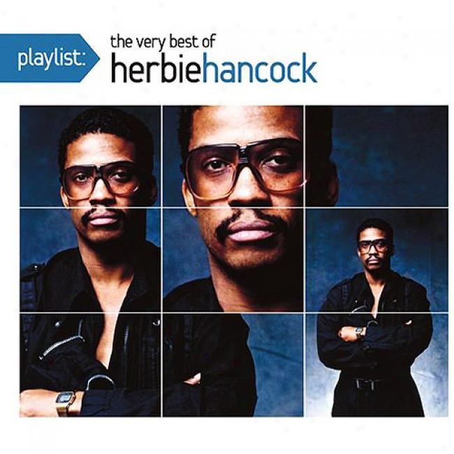 Playlist: The Very Best Of Herbie Hancock (eco-friendly Package) (remaster)