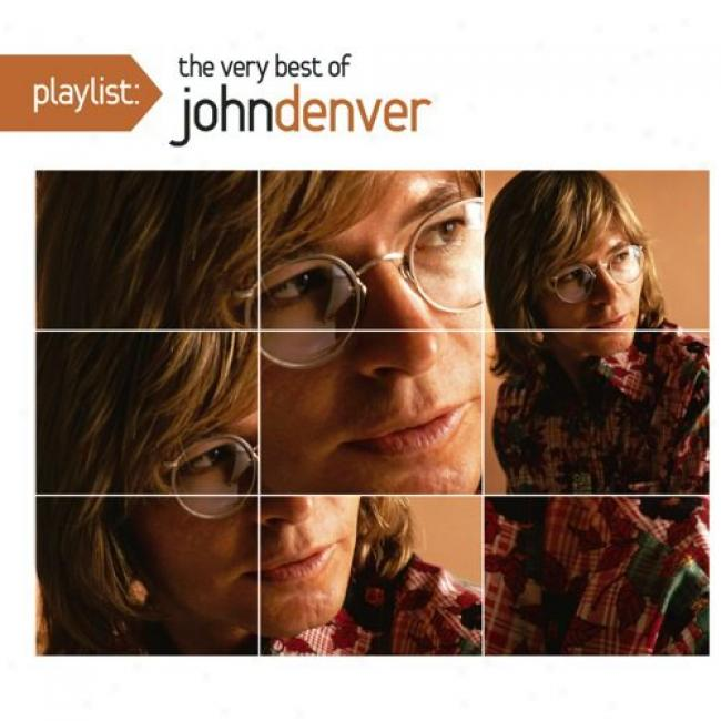 Playlist: The Very Best Of John Denver (eco-frisndly Package) (remaster)