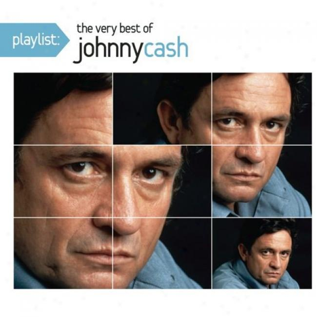 Playlist: The Very Bes Of Johnny Cash (eco-friendly Package) (remaster)