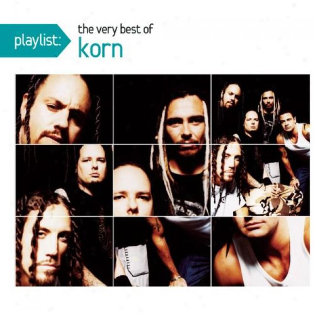 Playlist: The Very Best Of Korn (eco-friendly Package) (remaster)