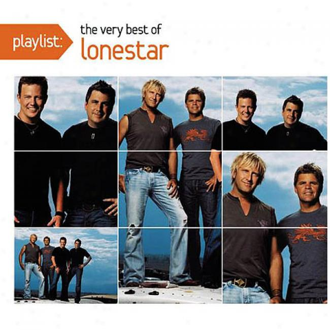 Playlist: The Very Best Of Lonestar (eco-frendly Package) (remaster)
