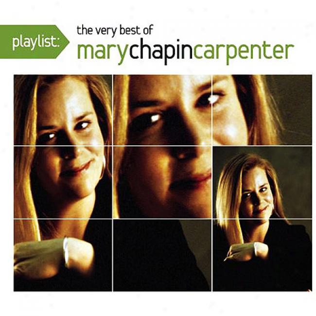 Playlist: The Very Best Of Mary Chapin Carpenter (eco-friendly Package) (remaster)