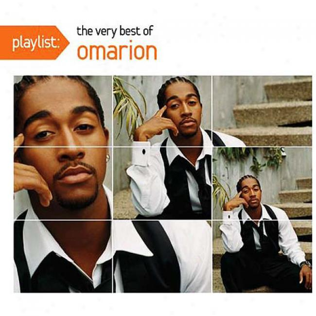 Plaaylist: The Very Best Of Omarion (eco-friendly Package) (remaster)