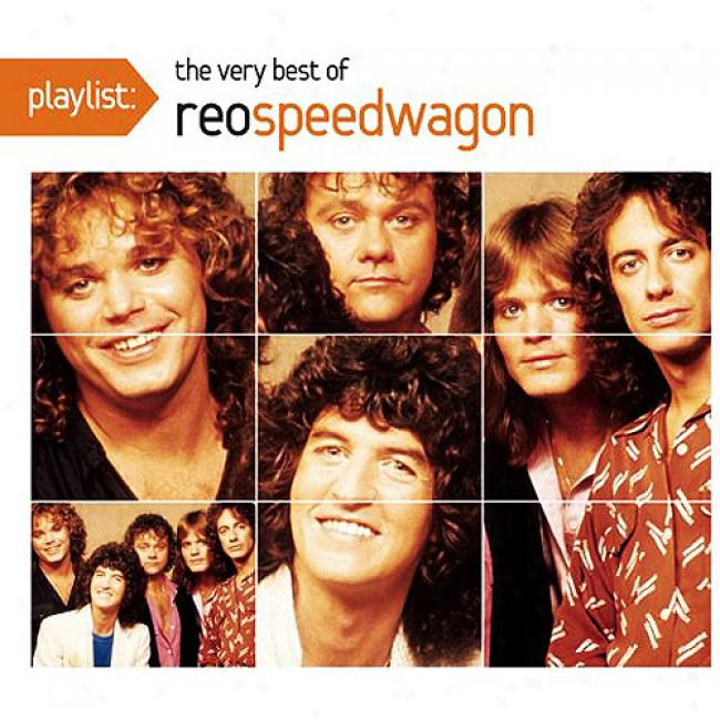 Playlist: The Very Best Of Reo Speedwagob (eco-friendly Packaging) (remaater)