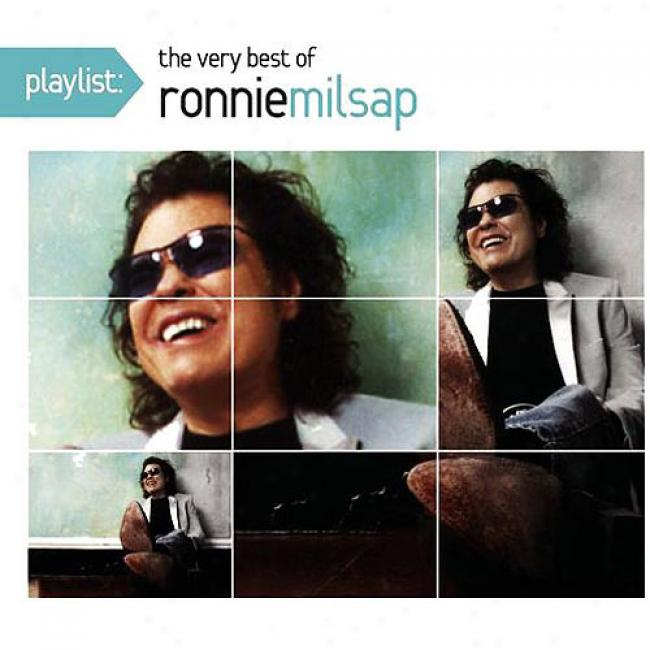 Playlist: The True Best Of Ronnie Milsap (enhancd Cd) (eco-friendly Package) (remaster)