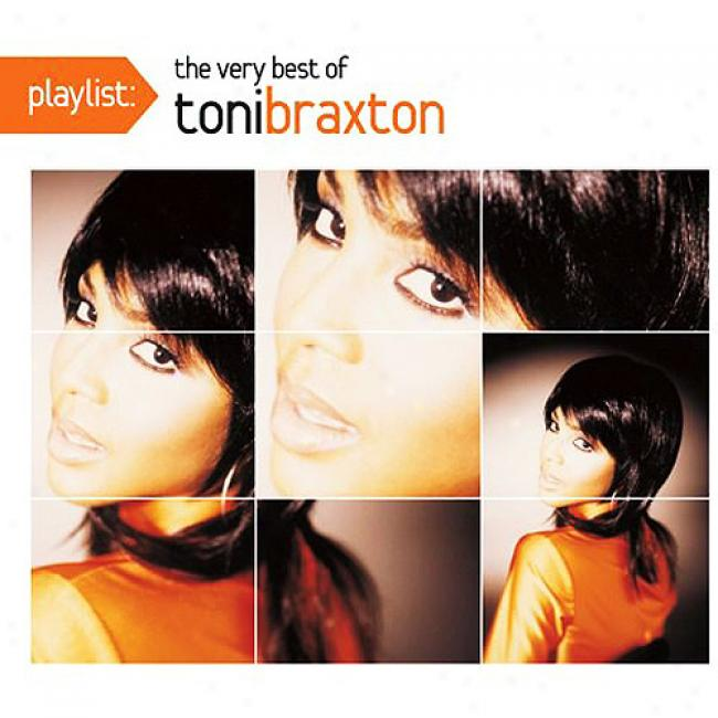 Playlist: The Very Best Of Toni Braxton (eco-friendly Package)( remaster)