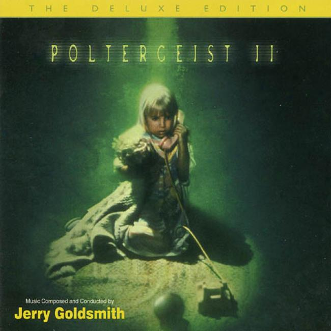 Poltergeist Ii Soundtrack (the Deluxe Impression)
