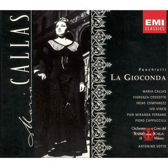 Ponchielli: La Gioconda (3 Disc Box Set) (remaster)