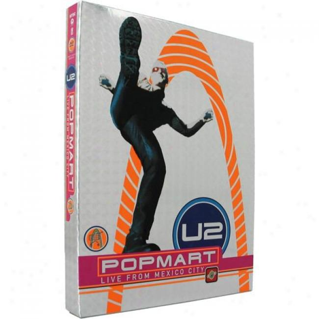 Popmart: Live From Mexico City (special Edition) (2 Discs Music Dvd) (dvd Slipcase)