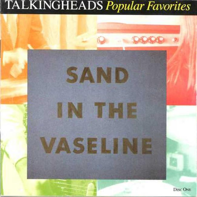 Popular Favorites: 1976-1992 - Sand In The Vaseline