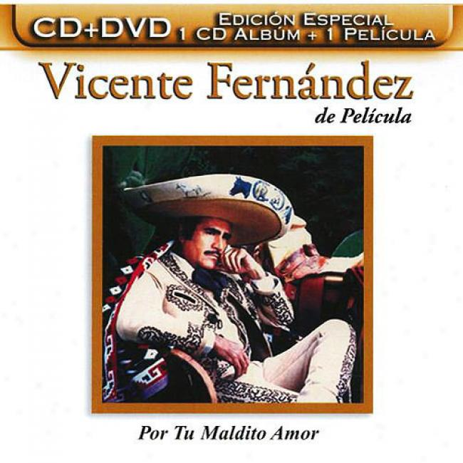 Por Tu Maldito Amor (speical Edition) (includes Dvd)