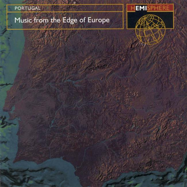 Portugal: Music From The Edge O f Europe (remaster)