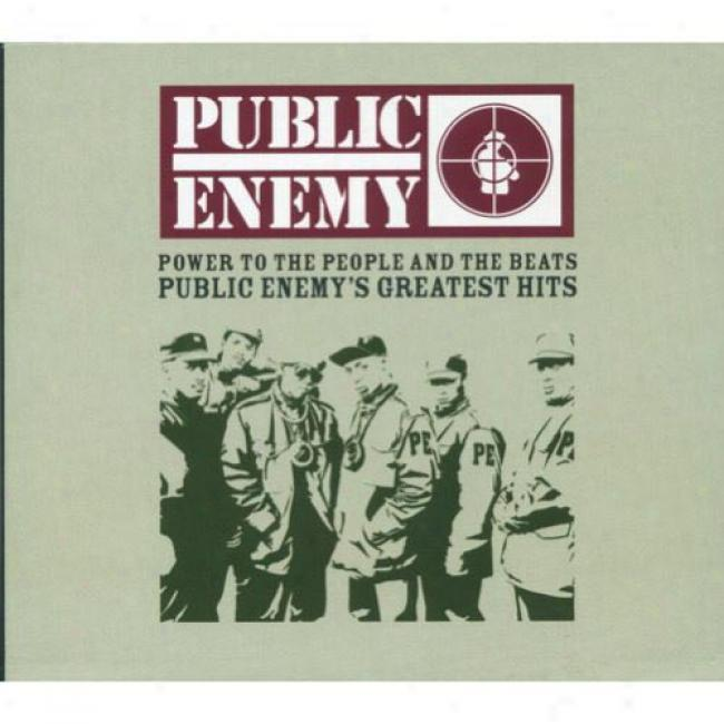 Power To The People And The Beats: Public Enemy's Greatest Hits (edited) (digi-pak)