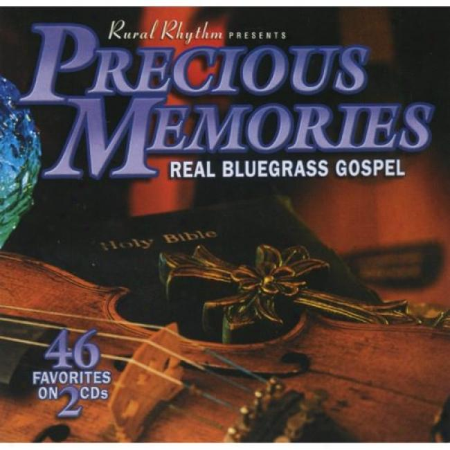 Precious Memories: Real Bluegrass Gospel (wal-mart Exclusive) (2cd)