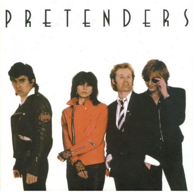 Pretenders (expanded Editio)n (2cd) (digi-pak) (remaster
