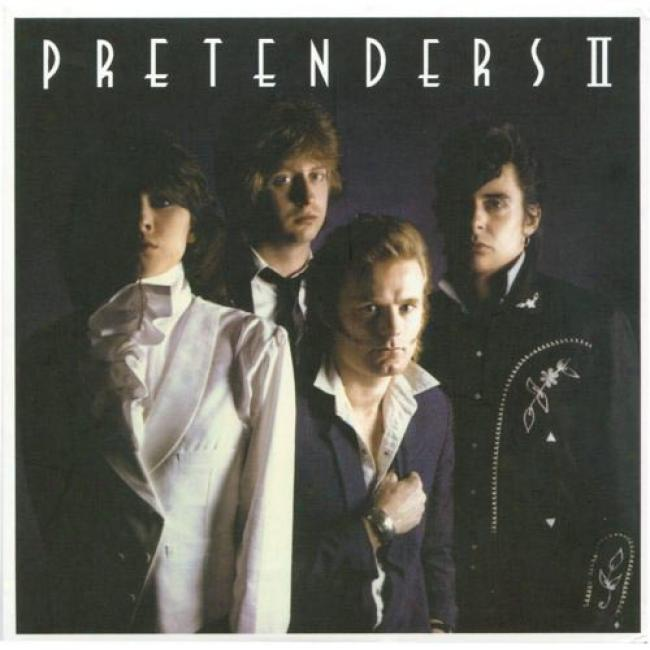 Pretenders Ii (expanded Edition) (2cd) (digi-pak) (remaster)