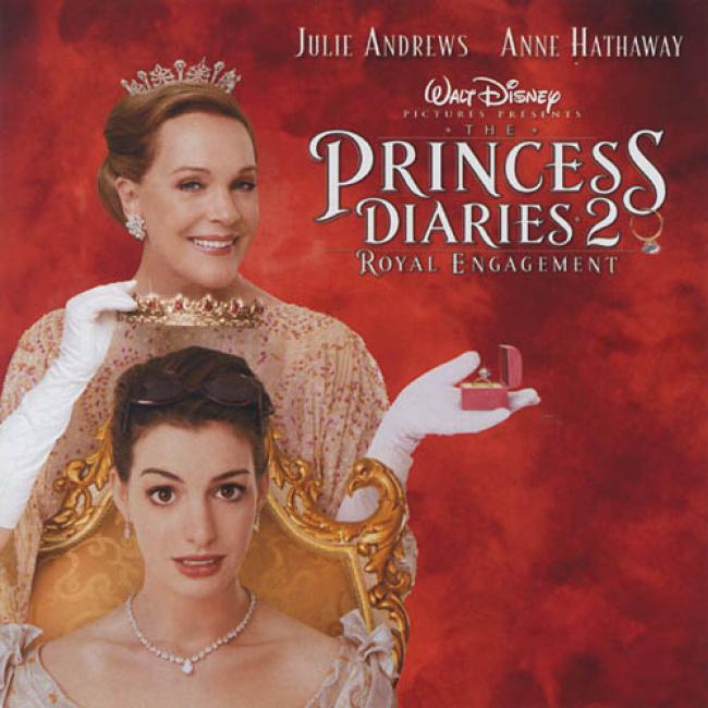 Princess Diaries 2: Kingly Engaement Soundtrack (blister Pack)