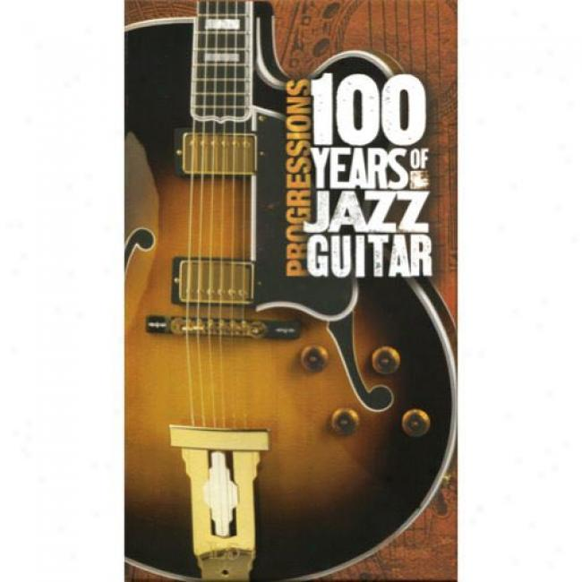 Progressions: 100 Years Of Jazz Guitar (4 Discc Box Set)