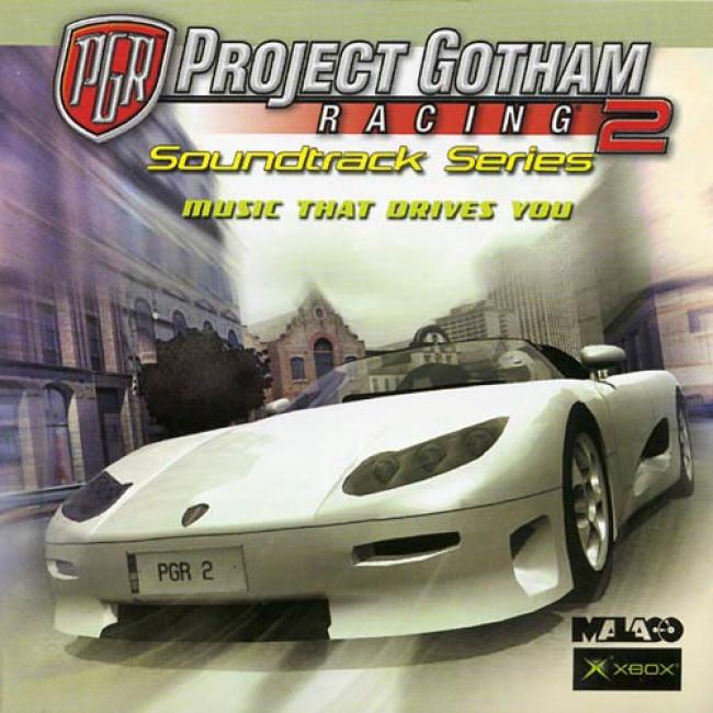Project Gotham Racing 2: Electronica Soundtrack
