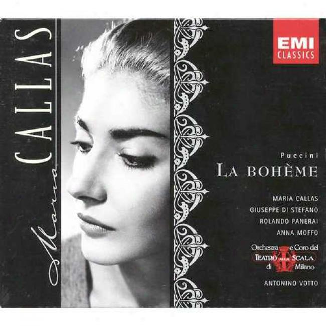 Puccini: La Boheme (2 Disc Box Set) (remaster)